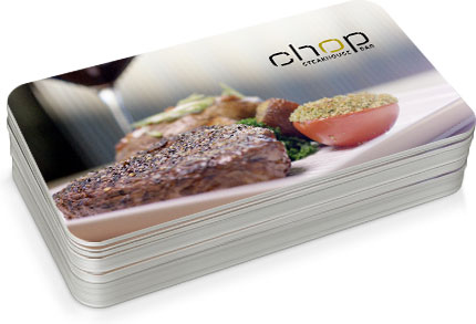 Large Quantity Bonus on Our Restaurant Gift Cards