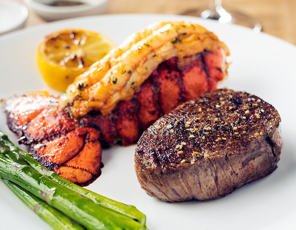 Enter to Win Steak & Lobster for a Year